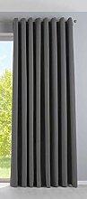 Gardinenbox Vorhang Blickdicht »Newyork«