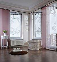 Gardinenking Sylt Fensterbehang Viora fertig