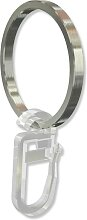 Gardinenringe / Edelstahl V2A Ringe für 20 mm