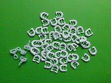 Gardinenröllchen T-Gleiter Röllchen 50 Stück 4