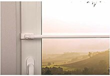 Gardinenstange California Pro Weiss 180 cm Ø 13