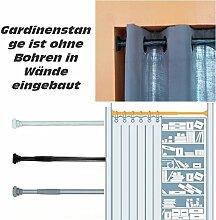 Gardinenstange ohne Bohren Madeinnature® günstig online kaufen ...