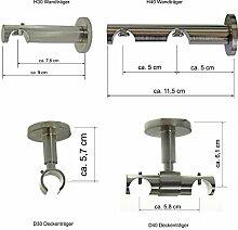 Gardinenstangenträger o. Trägerverlängerung
