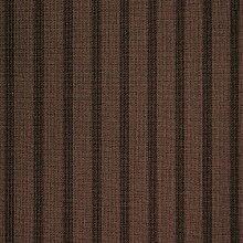 GARDINIA Flächenvorhang (1 Stück), Schiebegardine, Blickdicht, Flächenvorhang Stoff Dekor, Streifen, Braun, 60 x 245 cm (BxH)