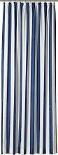 Gardisette Vorhang Duo 145 cm, Kräuselband, 140