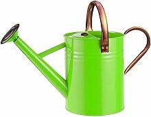 Gardman Metall-Gießkanne - Heritage, fresh green