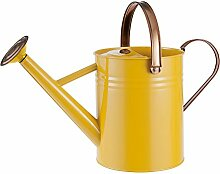 Gardman Metall-Gießkanne - Heritage, mustard