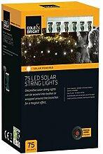 Gardman Solar  Lichterkette aus 75 LEDs 18571