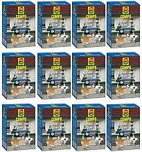 GARDOPIA Sparpaket: 12 x 200 g COMPO Hunde- und Katzen-Stop Vergrämungs- Abwehrmittel + Gardopia Zeckenzange mit Lupe