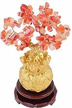Garneck Geld Baum Glücksbaum Feng Shui Bonsai