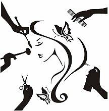 Garneck Mädchen Friseursalon Werkzeuge