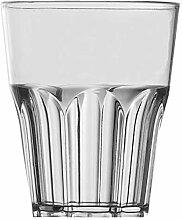 Garnet Kunststoffbecher Rox 29, 0,29 Liter