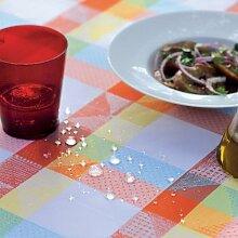 Garnier Thiebaut Mille Stars Flash Tischdecke 150x300 abwaschbar