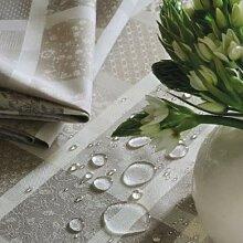 Garnier-Thiebaut Tischdecke beschichtet,