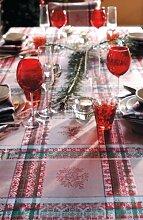 Garnier Thiebaut - Tischläufer Mille Noel Chalet