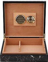 Garosa Zigarren-Humidor aus Holz, Vintage,