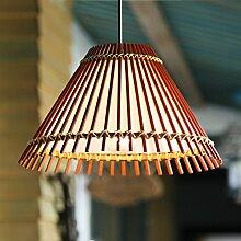 Garten Bambus Wind lässig Schach Kronleuchter/personalisierte Bar und das Restaurant bar Gang Bambus Kronleuchter