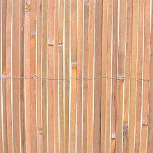 Garten Bambusmatte