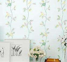 Garten Blumen Tapete Für Wände 3 D Kinderzimmer