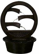 Garten Brunnen Wasserspiel »Kahewei« aus Fiberglasbeton