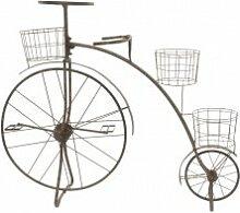 Garten-Deko Fahrrad zum Bepflanzen