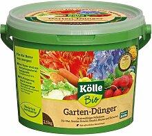 Garten-Dünger 2,5 kg - Kölle Bio