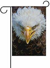 Garten-Flaggen, Adler, Tiere, festliches Banner