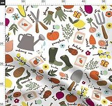Garten, Gartenarbeit, Obst, Werkzeuge, Gemüse,