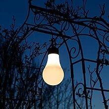 Garten Glühbirne XXL Hängeleuchte leuchtende