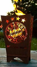 Garten Himmel kompatibel mit FC Bayern München