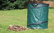 Garten Laubsack 160 Liter Gartensack Gartenabfallsack