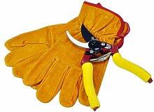 Garten - Pro Gold Gartenschere und Handschuhe