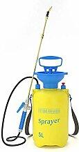 Garten Rucksack Sprayer 5L Drucksprüher Druckluft
