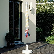 Garten- Sonnenschirm Schutzhülle Abdeckhaube Schutzhaube Wetterschutz 454110