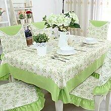 Garten tischdecke stoff,couchtisch stoff tischdecke,ländliche tischdecke-A 150x150cm(59x59inch)