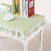 Garten-Tischdecke/Tuch/Tischdecke decke/ längliche Tischdecke/Computer-Tischdecke/ einfach Spitze Tischdecke-B 80x140cm(31x55inch)