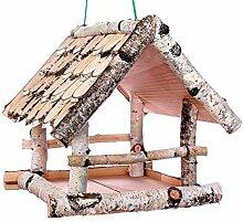 Garten und Holztrends Vogelhaus Vogelhäuser (V59)