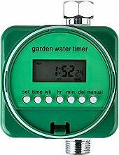 Garten Wasser Timer Steuerungsknöpfe Digitale Elektronische Bewässerung Timer
