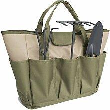 Garten-Werkzeugtasche, strapazierfähig, aus