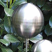 garten-wohnambiente Dekokugel mit Stab D 20 cm -