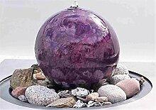 garten-wohnambiente Kugelbrunnen 50 cm Marmor