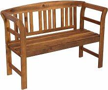 Gartenbank aus Massivholz Garten Living Größe: