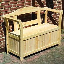 Gartenbank aus Massivholz Garten Living