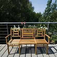 Gartenbank Billingsley aus Holz Garten Living