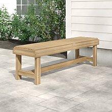 Gartenbank Carrabelle aus Holz Garten Living
