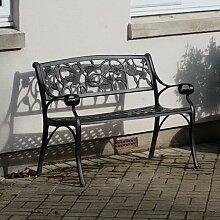 Gartenbank Greta aus Aluminium Ophelia & Co.