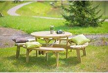 Gartenbank Itzel aus Holz Garten Living