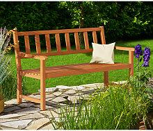 Gartenbank Kensington Akazien Holz