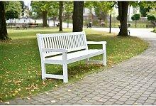 Gartenbank Olwanda aus Holz Garten Living Farbe: