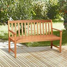 Gartenbank Riddick aus Holz Alpen Home